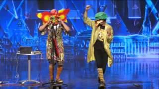 Csoki és Hipo: Zokniszandál LIVE (Hungary