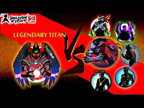 shadow-fight-2-legendary-titan-vs-all-shadows