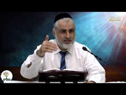 הרב חיים דרשן : מרכז רוחני פסגות : הלכות שבת HD