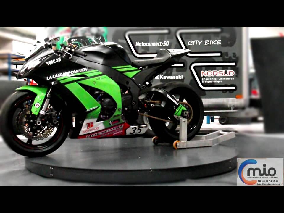 plateau tournant motoris moto quad tmc 35 cmio youtube. Black Bedroom Furniture Sets. Home Design Ideas