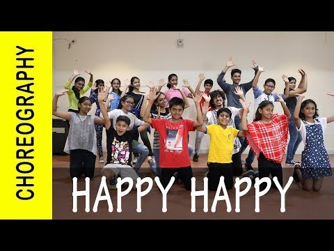 Happy Happy Dance Choreography| Akshay Bhosale | ABDC