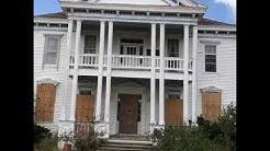 Haunted house Refugio Texas