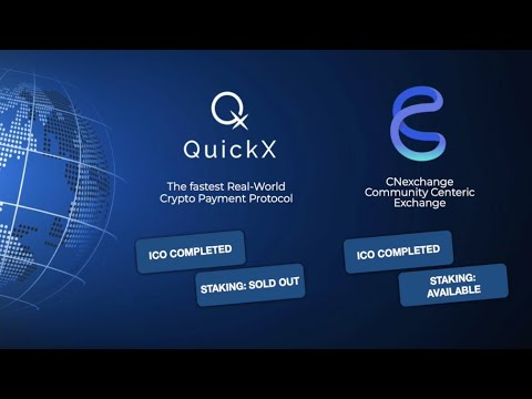 Download GenX presents: CNexchange and QuickX Overview and Offer - Webinar from 8.12.2019