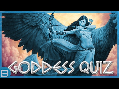 Which Greek Goddess Are You?