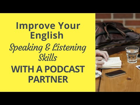 Interview with Annemarie: Improve your listening skills with a podcast partner