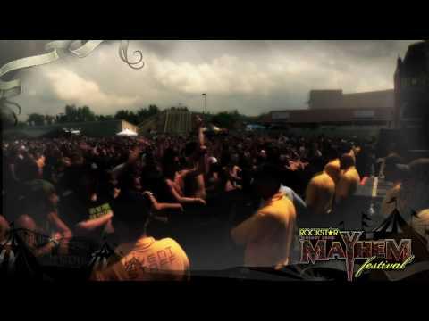 Rockstar Energy drink Mayhem Festival Timelapse 2010