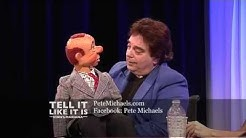 Pete Michaels: TELL IT LIKE IT IS The Vinny and Mariana Show HD