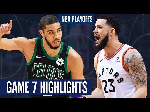 CELTICS vs RAPTORS GAME 7 | Full Highlights - 2020 NBA Playoffs