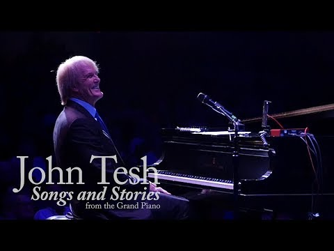 John Tesh Songs and Stories from the Grand Piano Testimonials