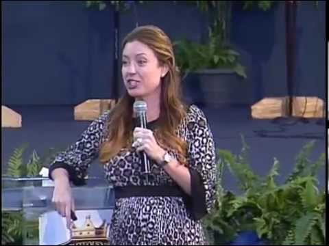 Power of Self Management - Trista Sue Kragh @ Dr Myles Munroe Leadership Summit 2015