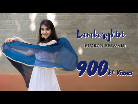 Lamberghini | Official Female Cover | Simran Bejwani | The Doorbeen Feat Ragini