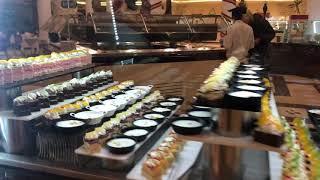 Обзор ужина в отеле Лабранда Роял Макади Египет 2021