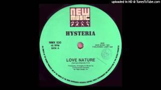 Hysteria~Love Nature [Joy & Kaya Remix]