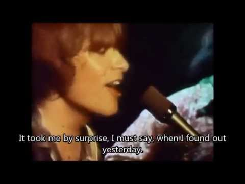 I heard it through the grapevine - Creedence: Clearwater revival - Lyrics
