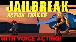 HACKING ZERO - ROBLOX ACTION TRAILER [JAILBREAK]