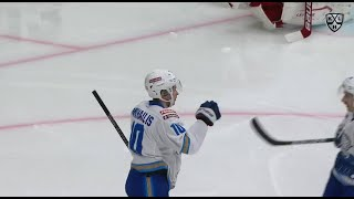 Barys 3 Spartak 2 OT, 14 October 2020