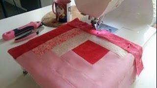 Acabamento do Patchwork – Parte 3 – por Dreams Factory by Jeane