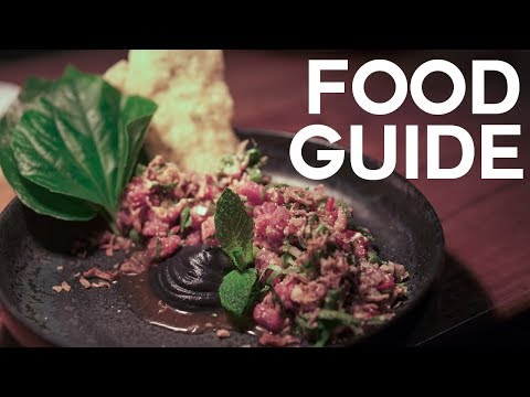 Melbourne Food Guide (Where to Eat)
