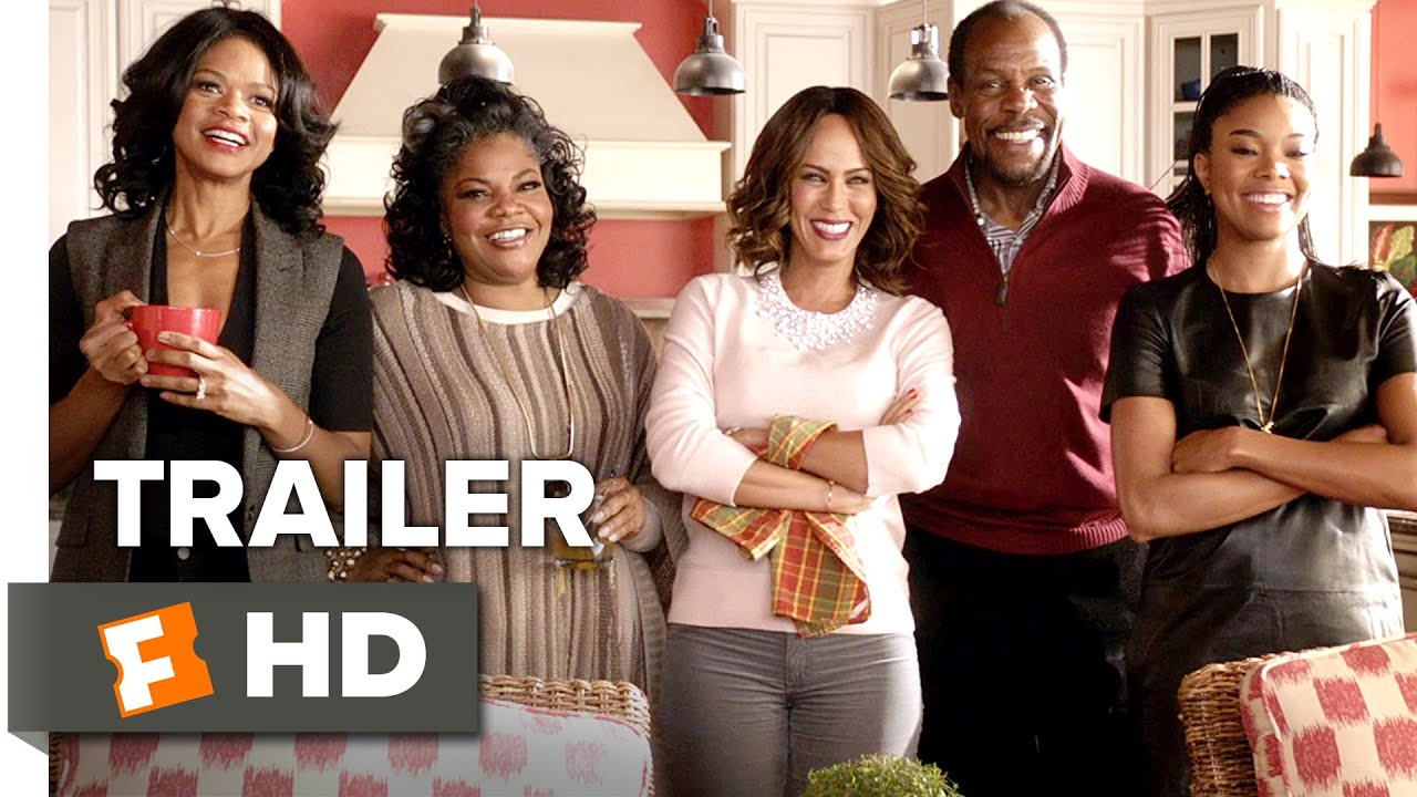 Almost Christmas Gabrielle Union.Almost Christmas Official Trailer 1 2016 Gabrielle Union Mo Nique Comedy Hd