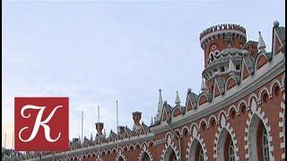 Смотреть видео Пешком... Москва царская. Выпуск от 18.01.18 онлайн