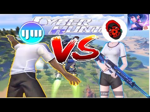 Yanrique Wright VS 8SXOPE - Who's your Favorite Cyber Hunter Player?