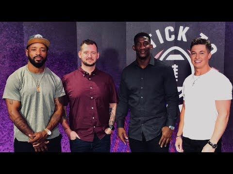 Stick To Football: Antrel Rolle And Santana Moss From Las Vegas