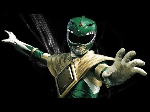 Power Rangers Jason David Frank Interview - Comic-Con 2013