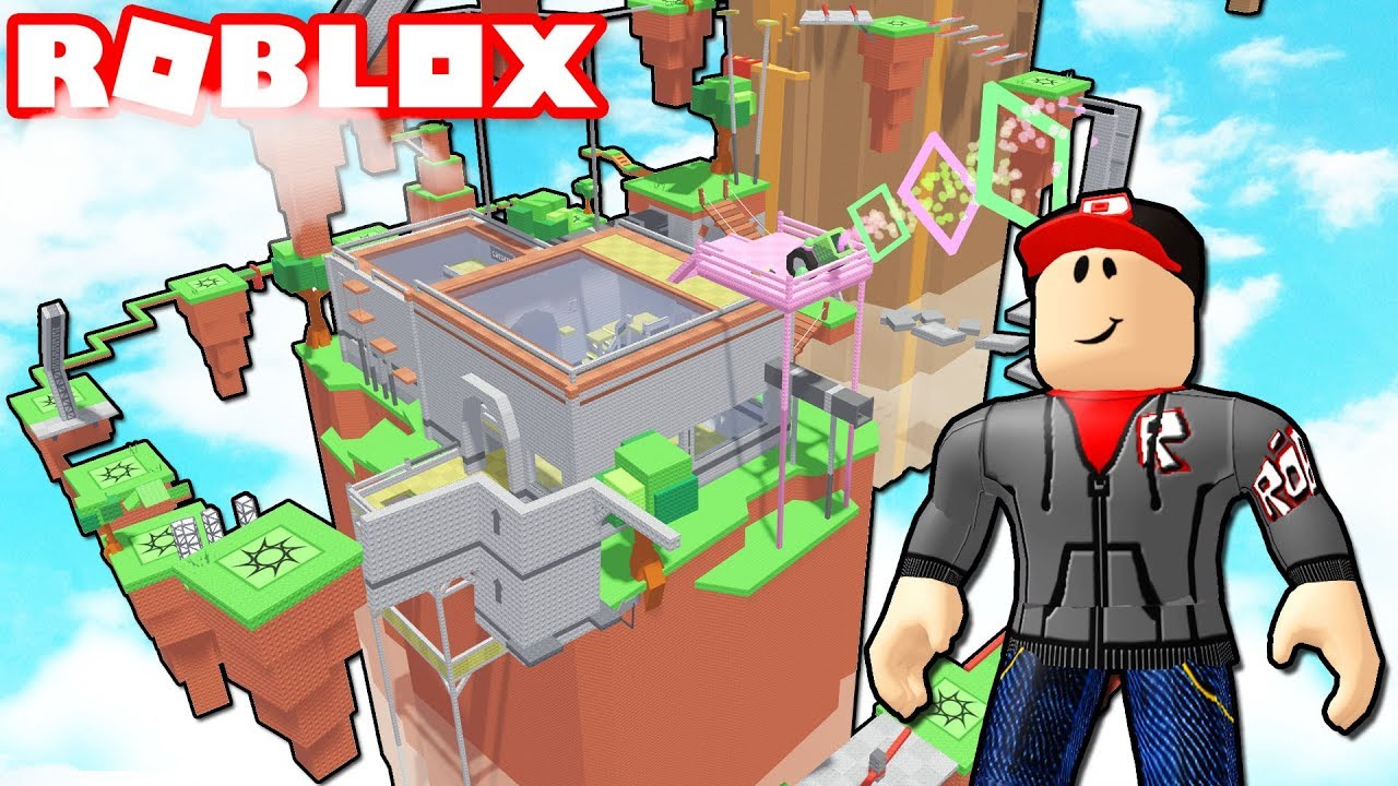 Is This The New Best Roblox Obby Obby Island Youtube