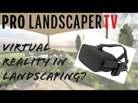 Pro Landscaper TV: Is there a future for VR technology in the landscaping sector?