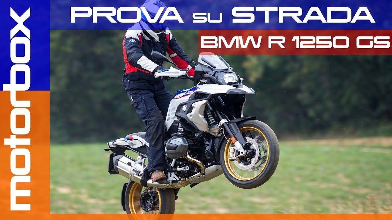 Nuova BMW R 1250 GS 2019   Con la fasatura variabile va ...