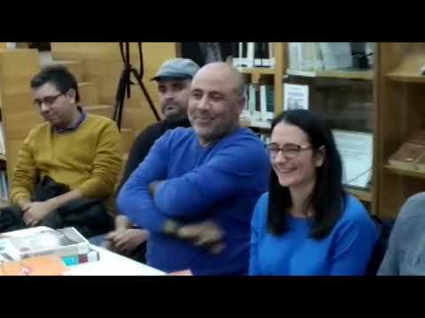 """Tula Fernández participó en el Instituto Cervantes de Tetuán en los """"Encuentros con el autor"""", del Club de Lectura"""