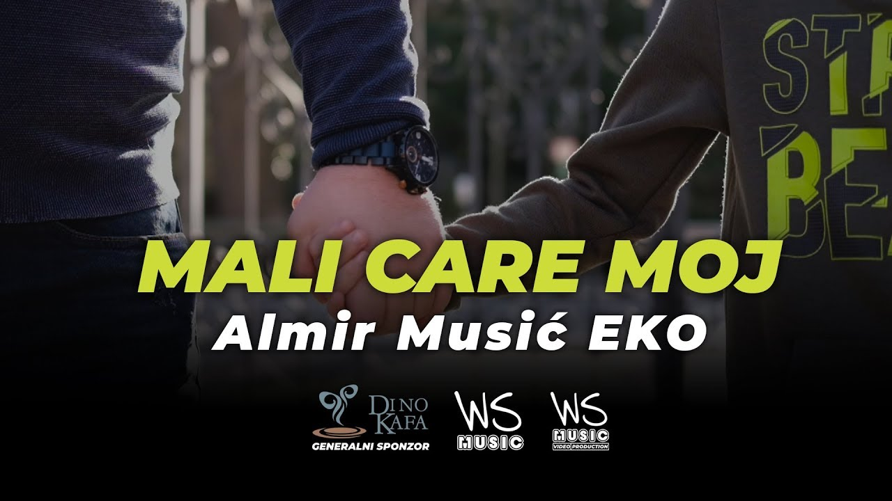 Almir Musić EKO - 2019 - Mali care moj (Official Video)