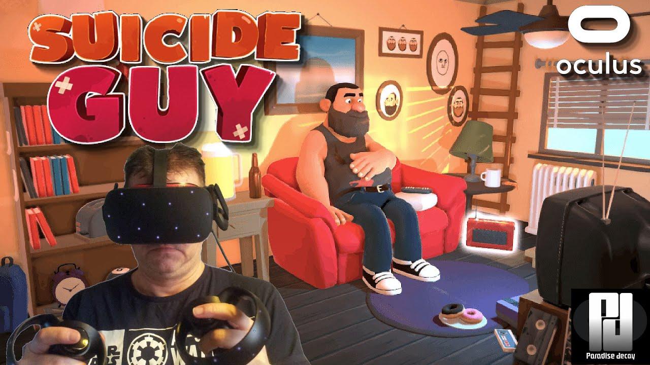 SUICIDE GUY VR 1st Impressions // Oculus Rift S // RTX 2070 Super