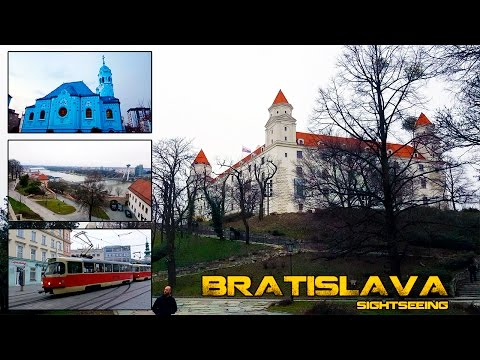 BRATISLAVA EXPERIENCE | What to see in Bratislava?