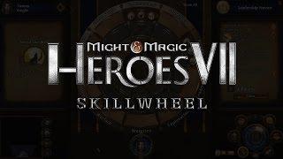 Might & Magic Heroes VII Tutorials - Skillwheel