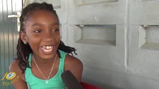 Het 10 Minuten Jeugd Journaal - uitzending 17 augustus 2017  (Suriname / South-America)