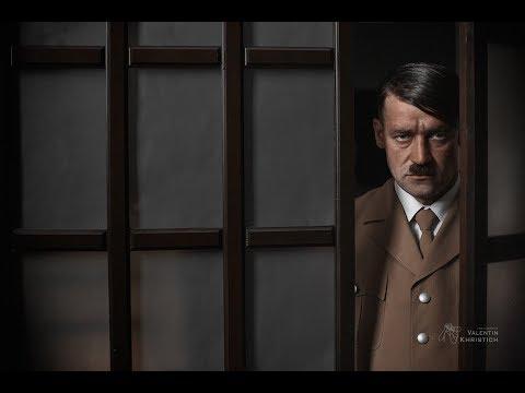 ЗАПРЕЩЕННАЯ фотосессия. Адольф Гитлер. Обработка фото в стиле кино.