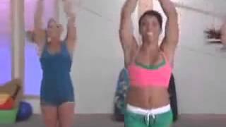 Зумба фитнес Тренировка для похудения