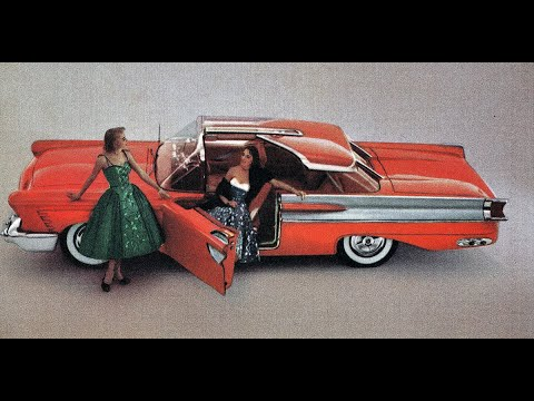 1957-mercury-turnpike-cruiser-and-1956-xm-turnpike-cruiser-concept-car-video---1982/83