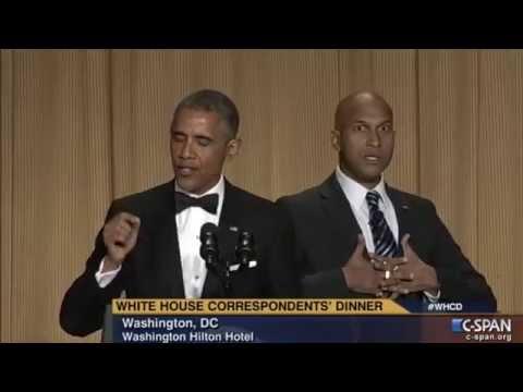 Obama comments on Senator James Inhofe (plus snowball footage)