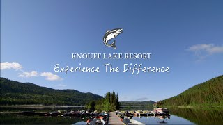 Knouff Lake Resort - Experience The Difference