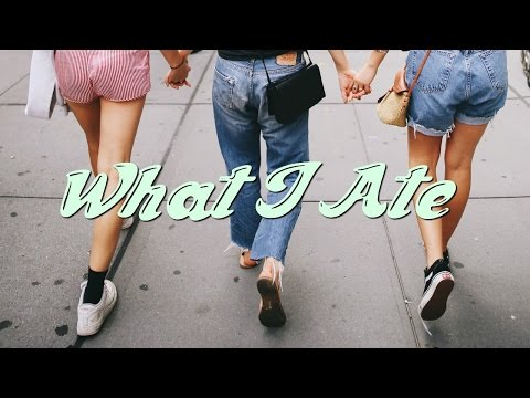 WHAT I ATE TODAY ☼ | VEGAN | Lexie Lombard