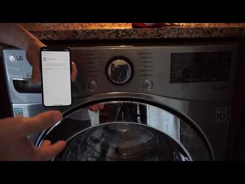Easy Connect LG Washer To Wi-Fi Step-by-Step Instructions - Smart ThinQ App