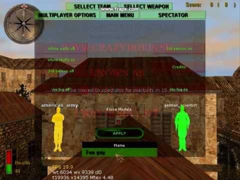 Mohaa Wallhack CraZy BoRis STyLe + Link Hack En WinRAR