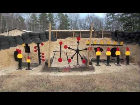 Shooting Range and Steel Target Tour 2012
