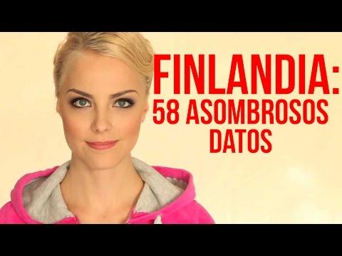 58 Datos ASOMBROSOS de Finlandia