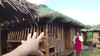 $900 Bamboo Cabin For Sale In The Philippines 1 Bedroom - Free Delivery And Setup!