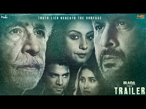 Irada | Official Trailer | Naseeruddin Shah | Arshad Warsi | Releasing 17th February 2017