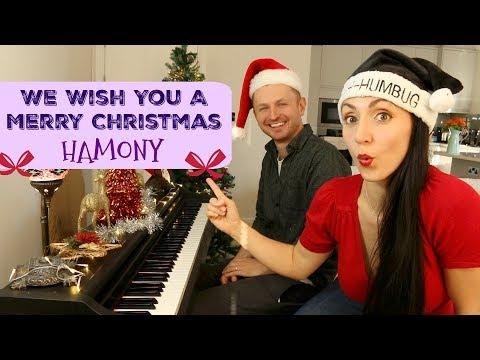 Sing in Harmony: We Wish You A Merry Christmas | Learn Fantastic Harmonies