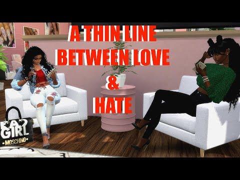 SIMS 4 SERIES     SEASON 1- EP. 5     A THIN LINE BETWEEN LOVE & HATE   KARMA   